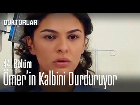 Zeynep, Ömer'in kalbini durduruyor - Doktorlar 44. Bölüm