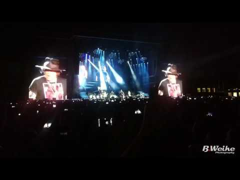 Guns N' Roses - Not In This Lifetime // Hannover 22.06.2017