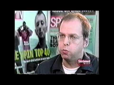 Tori Amos CNN Entertainment Weekly 1998