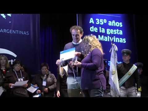 HOMENAJE A HEROES DE MALVINAS