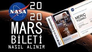Nasa 2020 Mars Projesi | Mars'a isim gönderdim :D