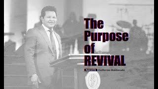 The Purpose of Revival | Guillermo Maldonado