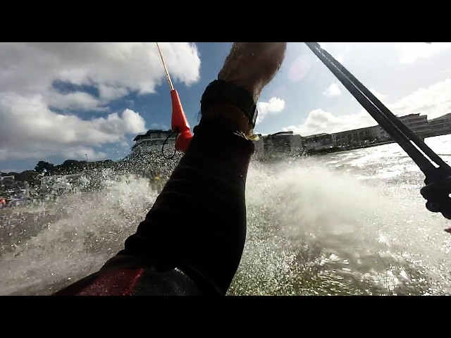 Kitesurfing: #irideoffgrid Flare