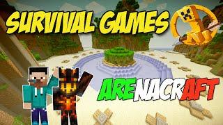 Server Minecraft ArenaCraft | Un SG con il signor Cap!