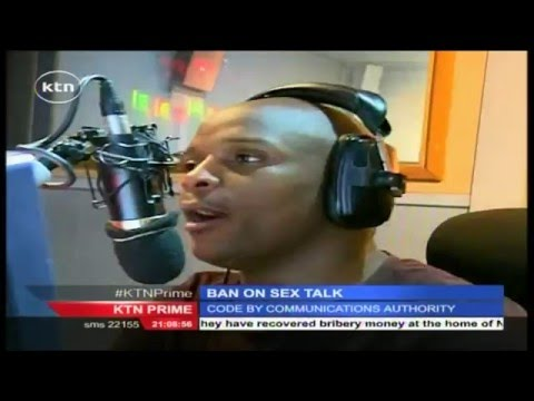 Kenyan government bans 'seed' preachers, sex-talk shows - 동영상
