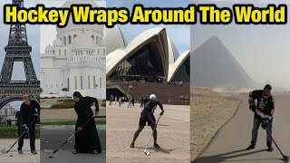Hockey Wraps Around The World