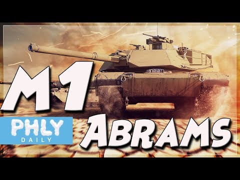 M1 ABRAMS CONFIRMED | Burger BOIS REJOICE (War Thunder M1 Abrams Update 1.77)