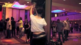 Roberto & Cookie Salsa Dancing On2 - New York Salsa Congress