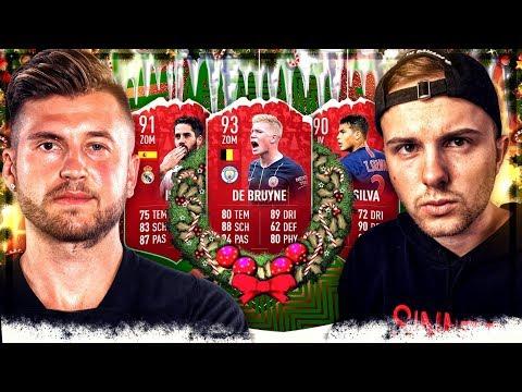 FIFA 19: HARDCORE Buy First SPECIAL CARD vs TisiSchubech 😱🔥#RipFutmas thumbnail