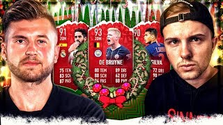 FIFA 19: HARDCORE Buy First SPECIAL CARD vs TisiSchubech 😱🔥#RipFutmas