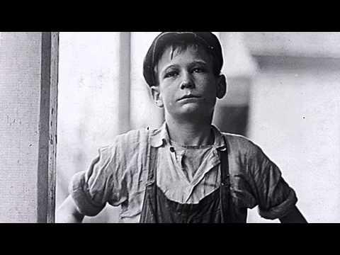THE GILDED AGE: Child Labor