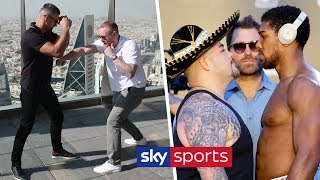 Andy Ruiz Jr vs Anthony Joshua 2 | Talking Tactics | Carl Froch & George Groves