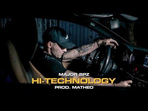 """Major SPZ - """"Hi-Technology"""" (prod. Matheo)"""