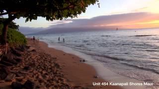 Maui Condo 454 Kaanapali Shores 3