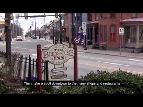 Gettysburg Road Tripping with Paige - Brickhouse Inn Bed and Breakfast