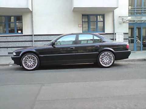 BMW SER E38 1995 20011 Geo Da Silva vs Dj Jungle-Far Away