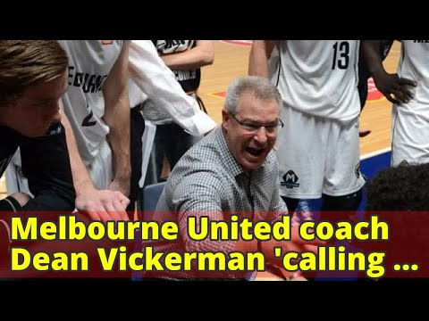 Melbourne United coach Dean Vickerman 'calling shots' for stars in big win