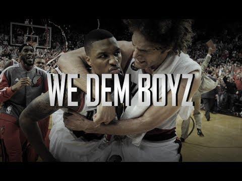NBA Playoffs 2014 Round ONE  -  We Dem Boyz