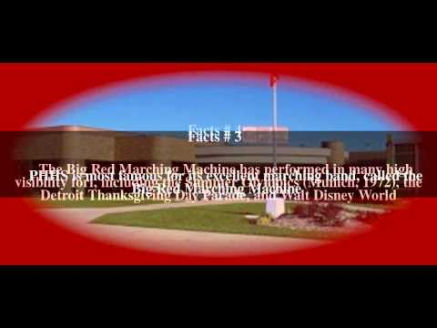 Port Huron High School Top # 7 Facts