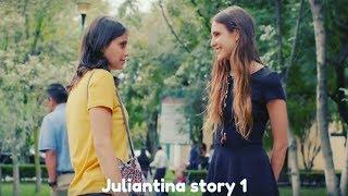 Juliantina story 1 (English subs)