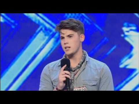 Aiden Grimshaw - X Factor - Auditions 2010