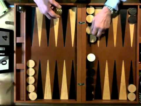 Len Jones v Larry Smyth 21 01 16 Backgammon Final