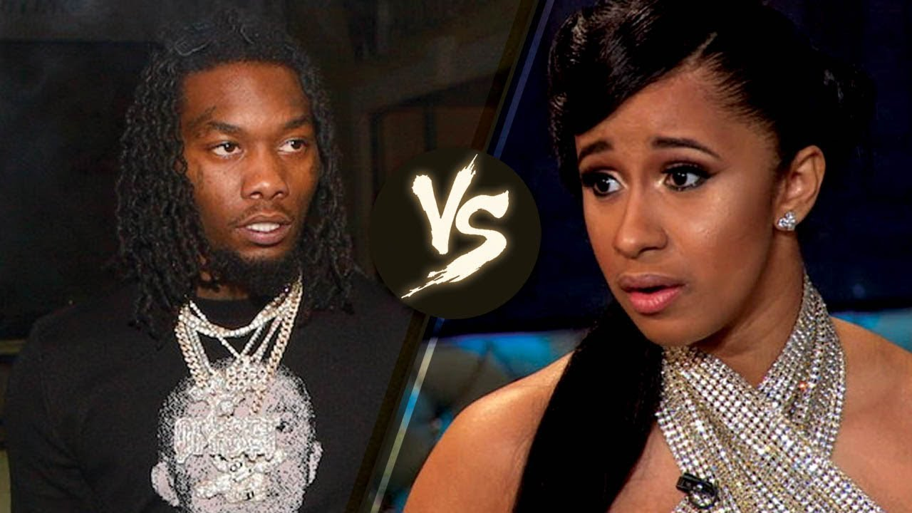 Cardi B Fiance: Cardi B & Fiancé Offset Involved In Major Fight For THIS