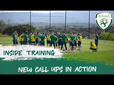 INSIDE TRAINING | NEW RECRUITS IN ACTION