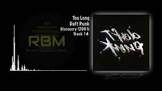 Daft Punk - Too Long (Reverse Backwards Audio Track)
