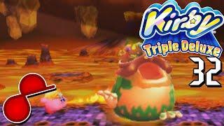 Kirby Triple Deluxe - [32] Blaze of Glory