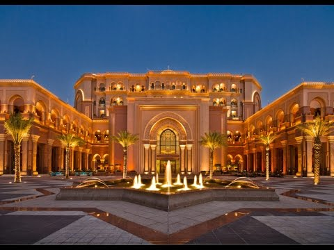EMIRATES PALACE , ABU DHABI,  5 STAR PLUS LUXURY