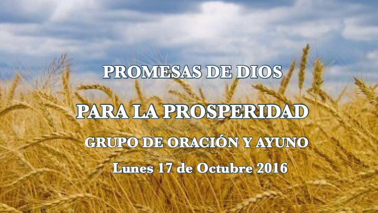 Versiculos Biblicos De Promesas De Dios: PROMESAS De DIOS Para La Prosperidad