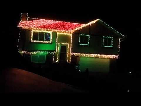 Amazing Christmas Lights In Omaha NE!
