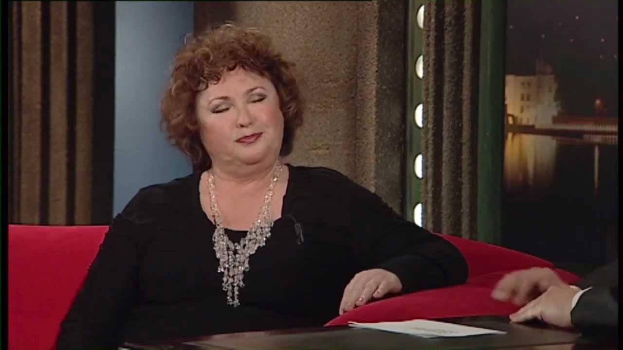 1. Naďa Konvalinková - Show Jana Krause 17. 2. 2012