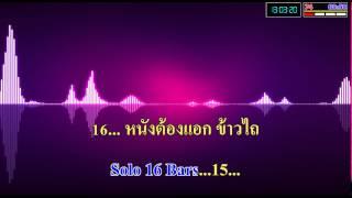 ชาวนาอาลัย คนด่านเกวียน MIDI THAI KARAOKE HD