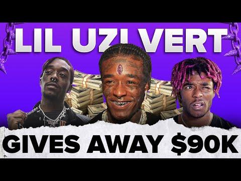 The $90k Lil Uzi Vert Scholarship 📚   #shorts
