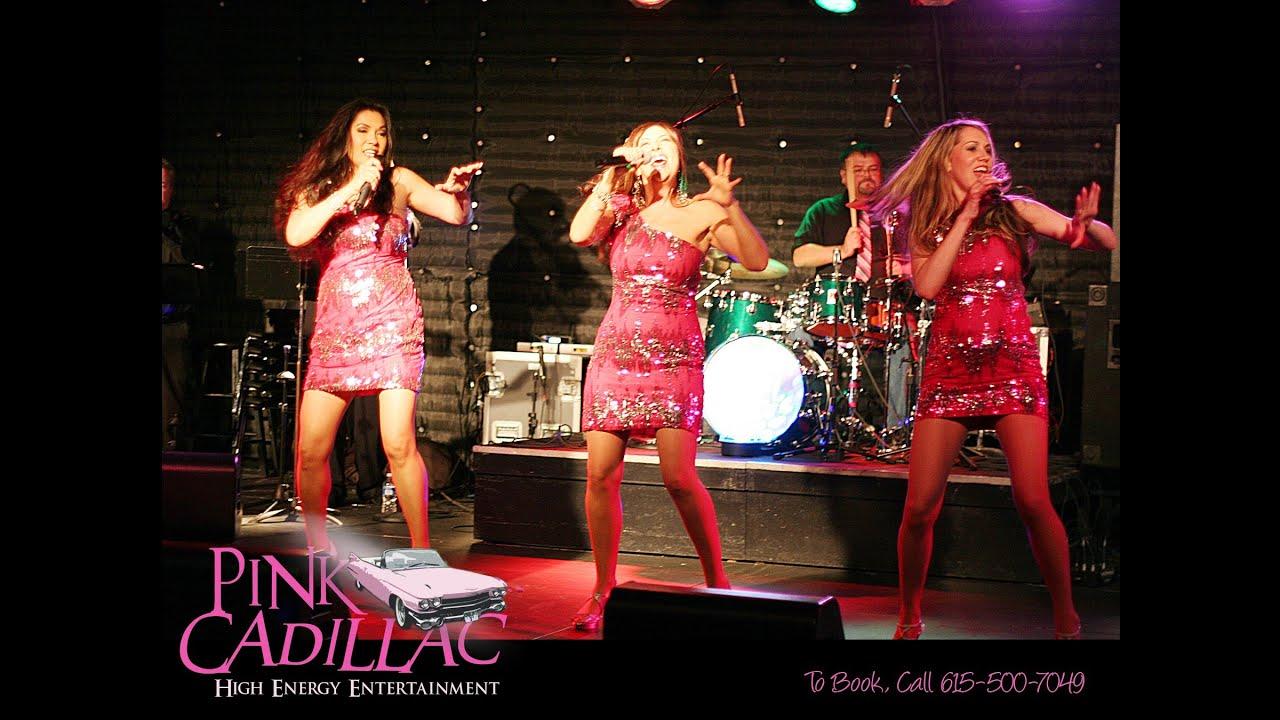 Nashville Wedding Bands-Pink Cadillac Band - YouTube