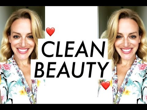 CLEAN BEAUTY SKINCARE AND MAKEUP