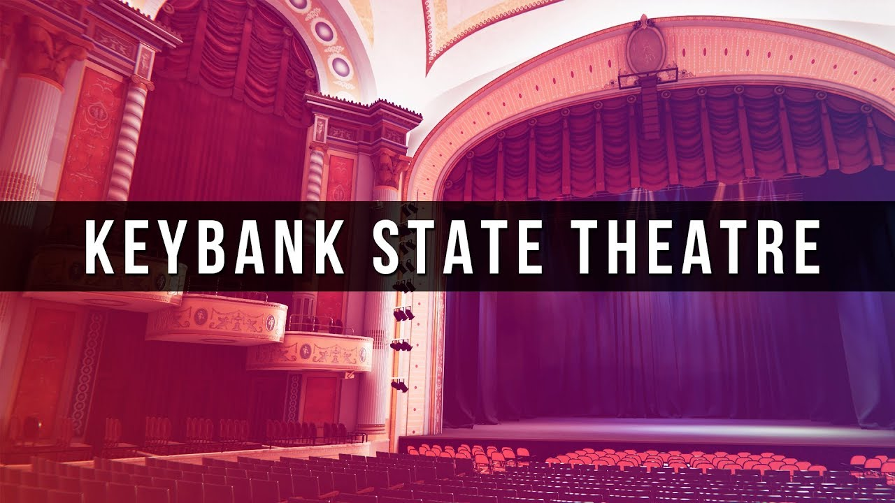 3d Digital Venue Keybank State Theatre Playhouse Square At