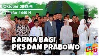 K4rm4 Cucu Jokowi untuk PKS dan Prabowo