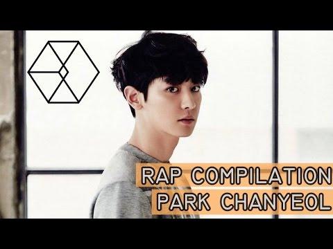 [EXO] Park Chanyeol's Rap Compilation