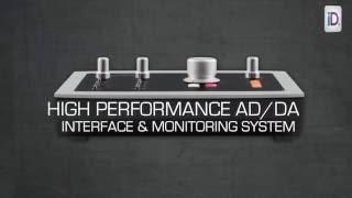 Audient id22 - обзор компактного аудиоинтерфейса