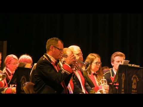 Morecambe Brass Band  Christmas Concert 16 12 17