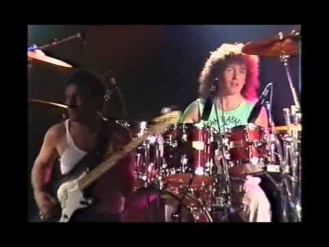 Ian Gillan and the Garth Rocket Moonshiners, Live at the Ritz 1989.avi
