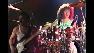 Ian Gillan and the Garth Rocket Moonshiners, Live at the Ritz 1989.avi