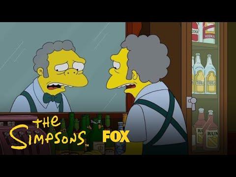 Moe Begins To Feel Lonely | Season 29 Ep. 7 | THE SIMPSONS