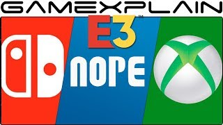 Sony Skipping E3 2019! - No PlayStation Conference or Showfloor Presence