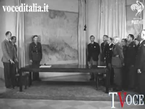 Un milione di soldati tedeschi si arrendono in Italia, 29 aprile 1945
