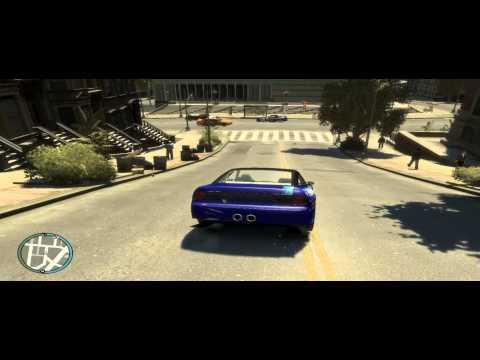 GTA IV - Kawabata Drift car V2 Mod