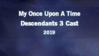 My Once Upon A Time - Karaoke - Descendants 3 Cast